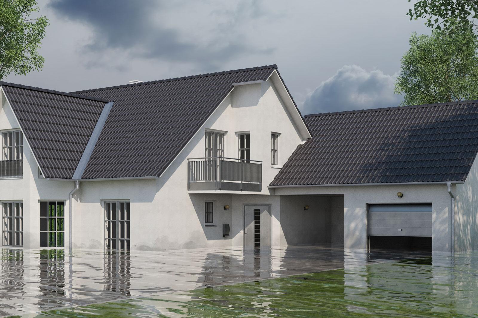 House flood